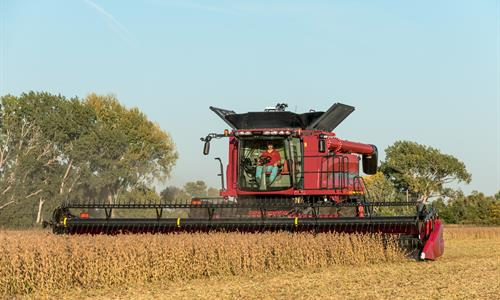 Комбайны Case IH Axial-Flow